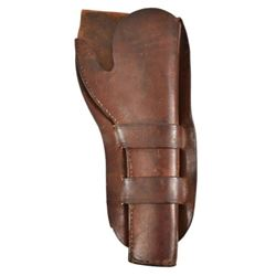 V.L.&A. Double Loop Leather Holster