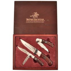 Winchester 2008 Knives Limited Ed Collector Set