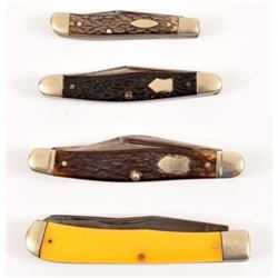 4 Western Boulder Knives