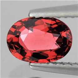 Natural Raspberry Pink Orange Rhodolite Garnet 11x8 MM