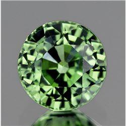 Natural AAA Green Sapphire Natural {Flawless-VVS)