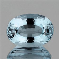 Natural Sky Blue Aquamarine 2.03 Ct - VVS