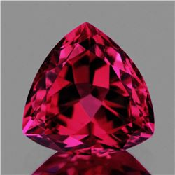 Natural AAA Pink/Red Topaz 15.47 Ct - Flawless