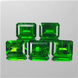 Natural Green Chrome Diopside 12.77 carats