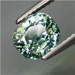 Natural  Platinum Blue Sapphire 2.46 Cts