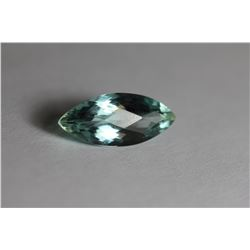 Natural Sky Blue Aquamarine 8.01 Cts {Flawless-VVS1)