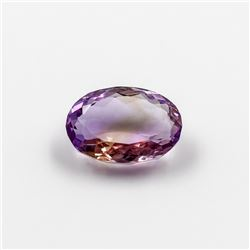 Certified 8.01 Ct Natural Unheated Ametrine