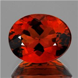 Natural AAA Madeira Red Orange Citrine {Flawless-VVS1}