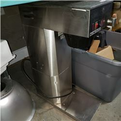 CROWN COFFEE 10 COMMERCIAL COFFEE MAKER