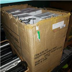 BOX OF NEW TEALIGHT HOLDERS