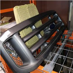 FORD GRILL AND SEAT PAD