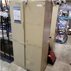 6FT 2 DOOR SHOP CABINET