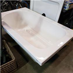 5FT DROP IN ACRYLIC BATHTUB
