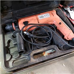 CHICAGO ELECTRIC HAMMER DRILL