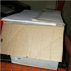 BOX OF ENVELOPES
