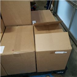4 BOXES OF GATEWAY CASINOS BAR GLASSES