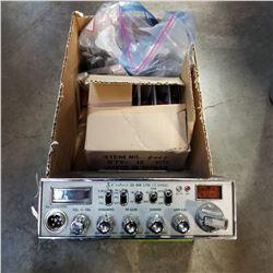 CB RADIO NO CORDS