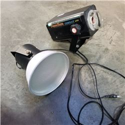 LOT OF 2 LIGHTS FOR INDUSTRIAL CAMERA