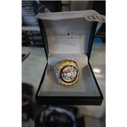 NEW REPRO WASHINGTON CAPITALS STANLEY CUP RING