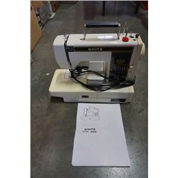 WHITE SEWING MACHINE MODEL 933