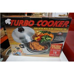 TURBO COOKER IN BOX