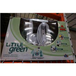 BISSEL LITTLE GREEN MACHINE IN BOX