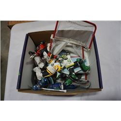BOX OF MCFARLANE NHL FIGURES