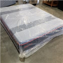 AS NEW RECORE BY NOVUS BED QUEENSIZE MATTRESS