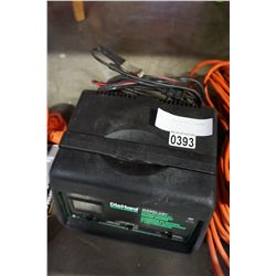 SEARS DIE HARD BATTERY CHARGER