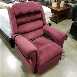 RED GOLDEN TECHNOLOGIES ELECTRIC LIFT CHAIR
