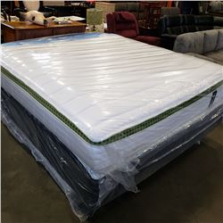 KINGSIZE BRUNSWICK PILLOWTOP MATTRESS