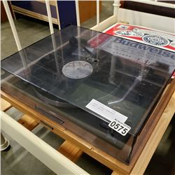 PIONEER STEREO TURNTABLE PL-A35 - AS IS