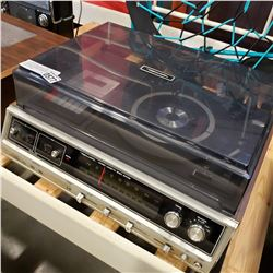 REALISTIC CLARINETTE 98 TURNTABLE STEREO CASSETTE MUSIC SYSTEM