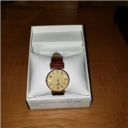 UNAUTHENTICATED LONGINES MENS WATCH