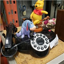 WINNIE THE POOH AND FRIENDS PHONE