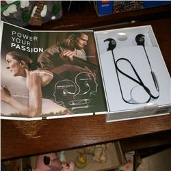 JAYBIRD WIRELESS HEADPHONES - TESTED AND WORKING