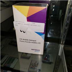 LTE MOBILE HOTSPOT NETGEAR AIR CARD