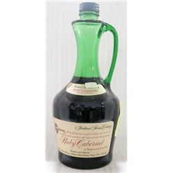 ITALIAN SWISS COLONY RUBY CABERNET 12%, 1.5L.