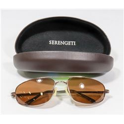 MEN'S SERENGETI POLARIZED SUNGLASSES