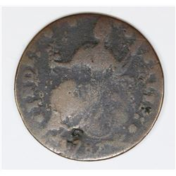 OLD COLLECTION 1787 CONN CENT M33.5-T2 R5
