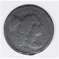 OLD COLLECTION 1794 CENT CLEAR FULL DATE
