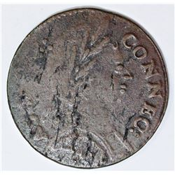 OLD COLLECTION 1785 CONN CENT M4.4-C RARITY 3