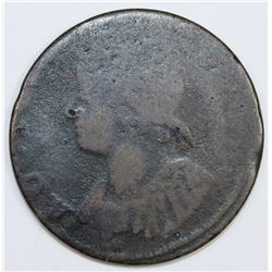 1786 CONN. CENT MILLER 5.8F RARITY 5