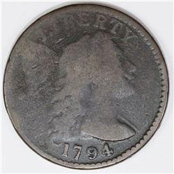 1794 LARGE CENT SHELDON 67 R3