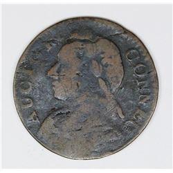 1787 CONN. CENT VG