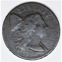 1794 LARGE CENT. FINE DETAILS