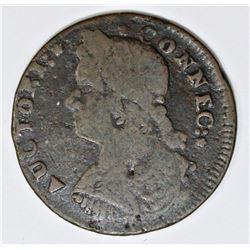 1787 CONN. CENT MILLER 30-HH.1