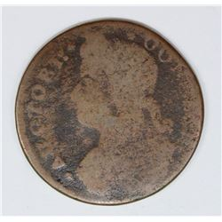 1787 CONN. CENT M37.1-CC1 R4 ET LIGHT VARIETY