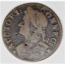 1787 CONNECTICUT CENT MILLER 26-AA R5