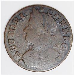 1787 CONNECTICUT CENT RARITY 5